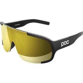 POC Aspire Gafas ciclismo, uranium black/violet/gold